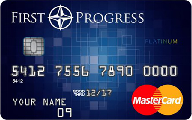 first-progress credit card