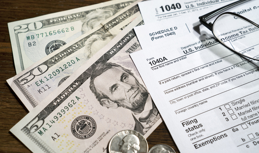 4 Ways Taxes Can Affect Your Credit